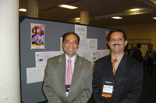 At Washington H & N Conference,2004